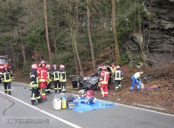 Hilfeleistung vom 19.12.2015  |  (C) Feuerwehr Langenwetzendorf (2015)