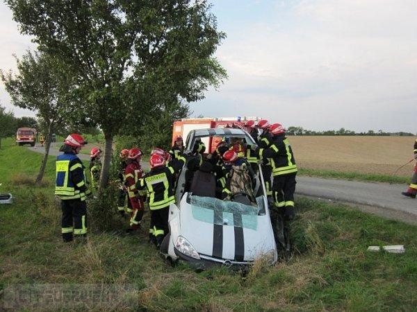 Übung vom 16.09.2020  |  (C) Feuerwehr Langenwetzendorf (2020)